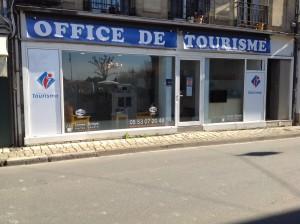 Bureau d'information touristique du Bugue