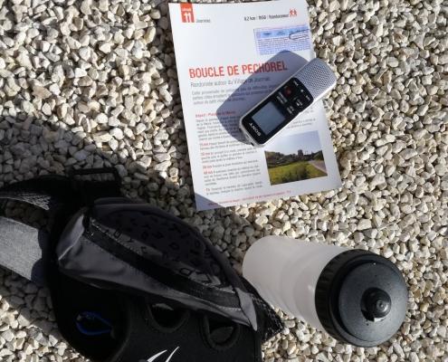 Boucle de Péchorel - Journiac randonnée